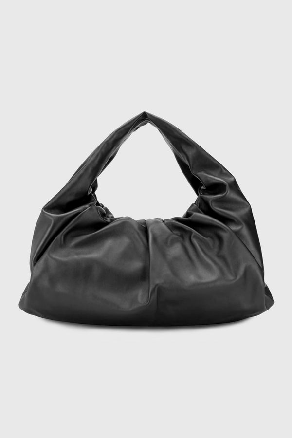Katrina Leather Croissant Bag - ИOKO - nokoclub.com