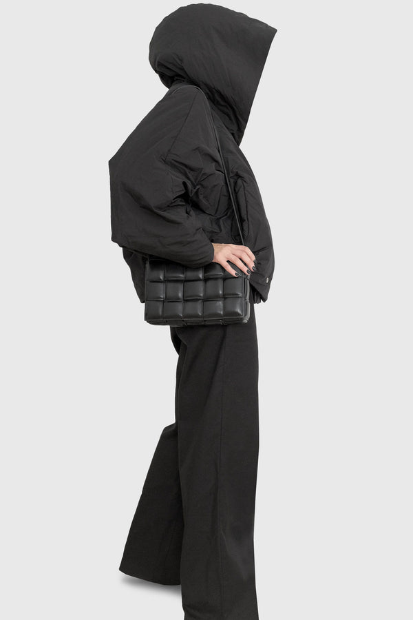 Kiko duck down filled hooded jacket - ИOKO - nokoclub.com
