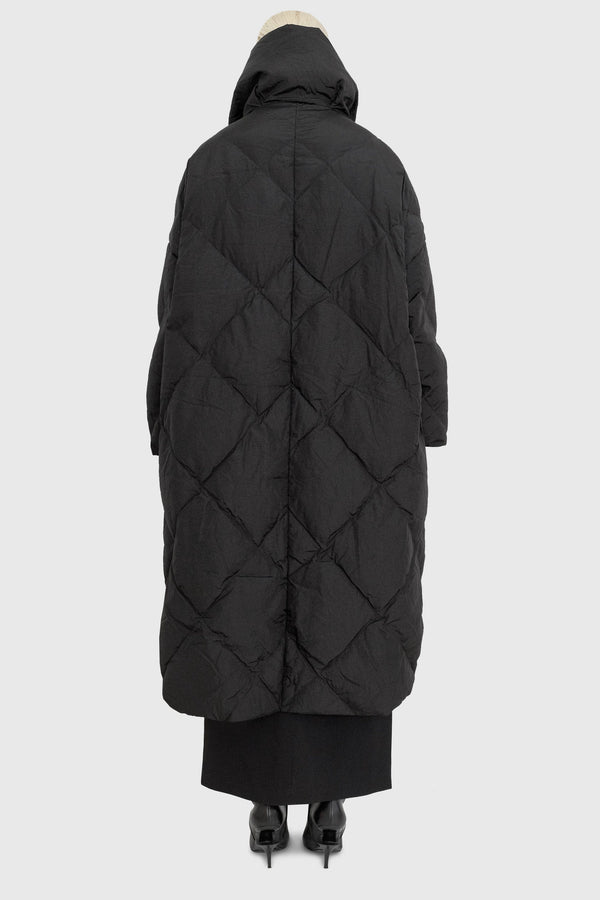 Kayleigh Oversized Quilted Puffa Coat