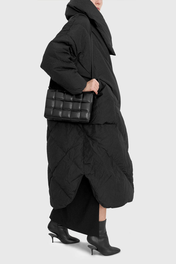 Kayleigh Oversized Quilted Puffa Coat - ИOKO - nokoclub.com