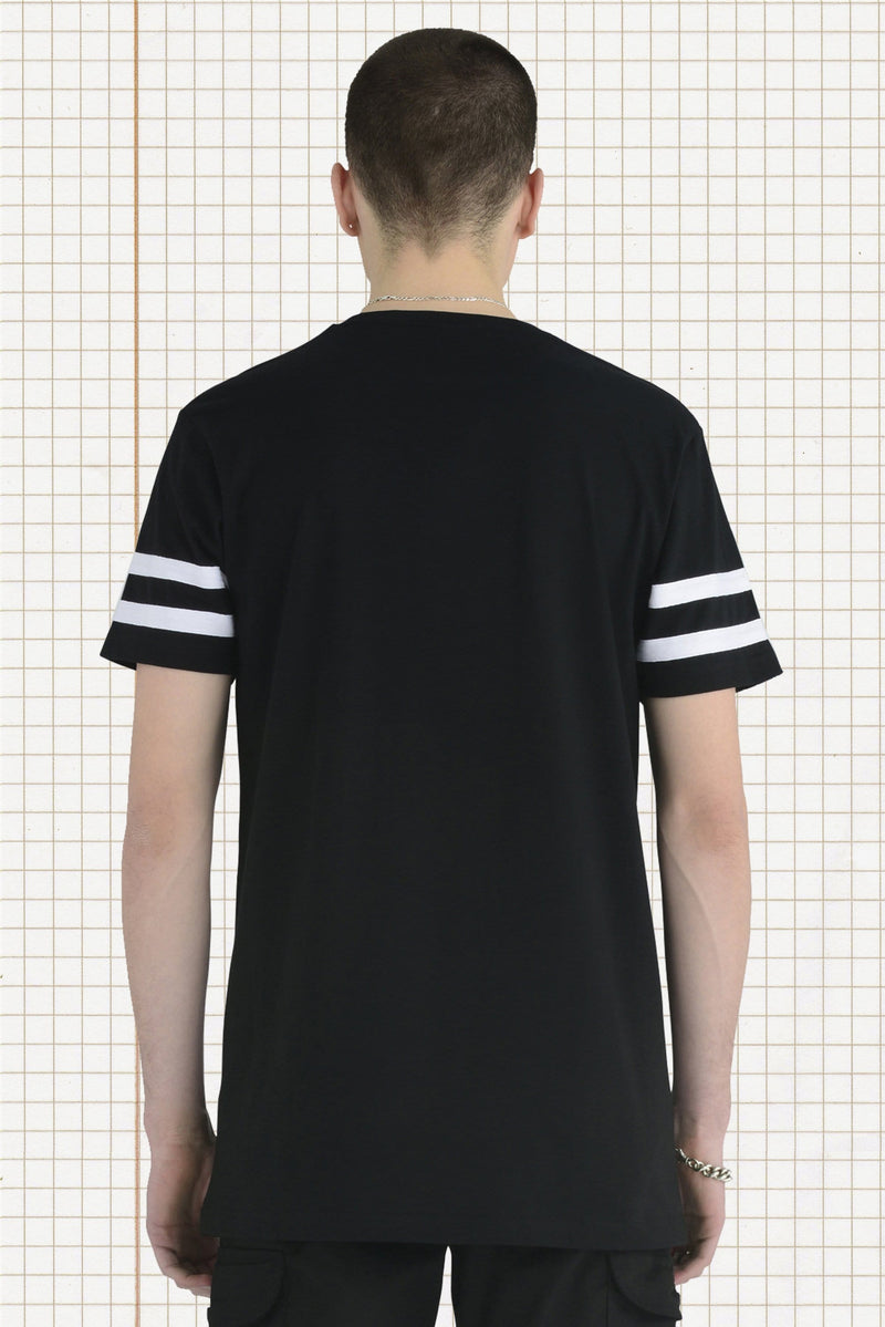 Wiz Long Line T-shirt - ИOKO - nokoclub.com