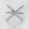 Zia Sterling Silver CZ Ring