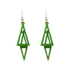 Threader Earrings Sterling Silver