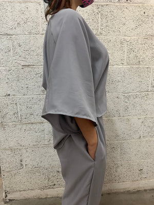 Tulene Pants in Tencel Twill