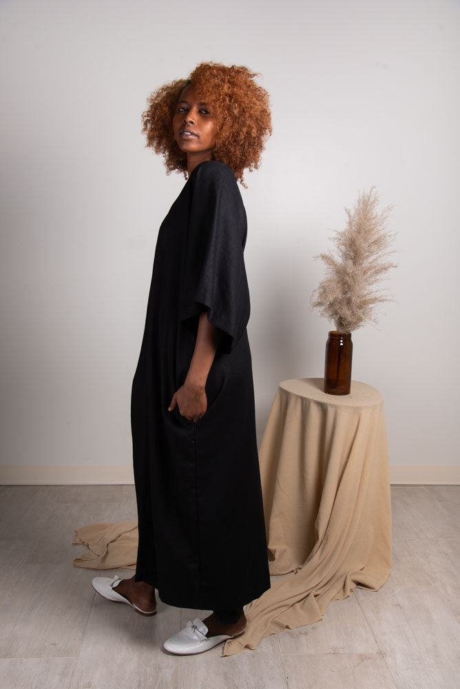 Long Nahida Robe by Meçlâ