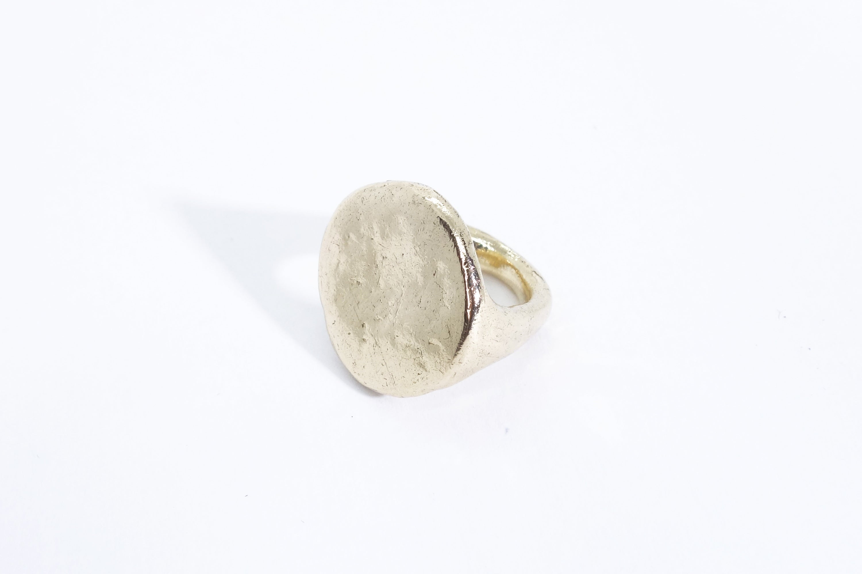 Ra Pinky Signet Ring by Talisman