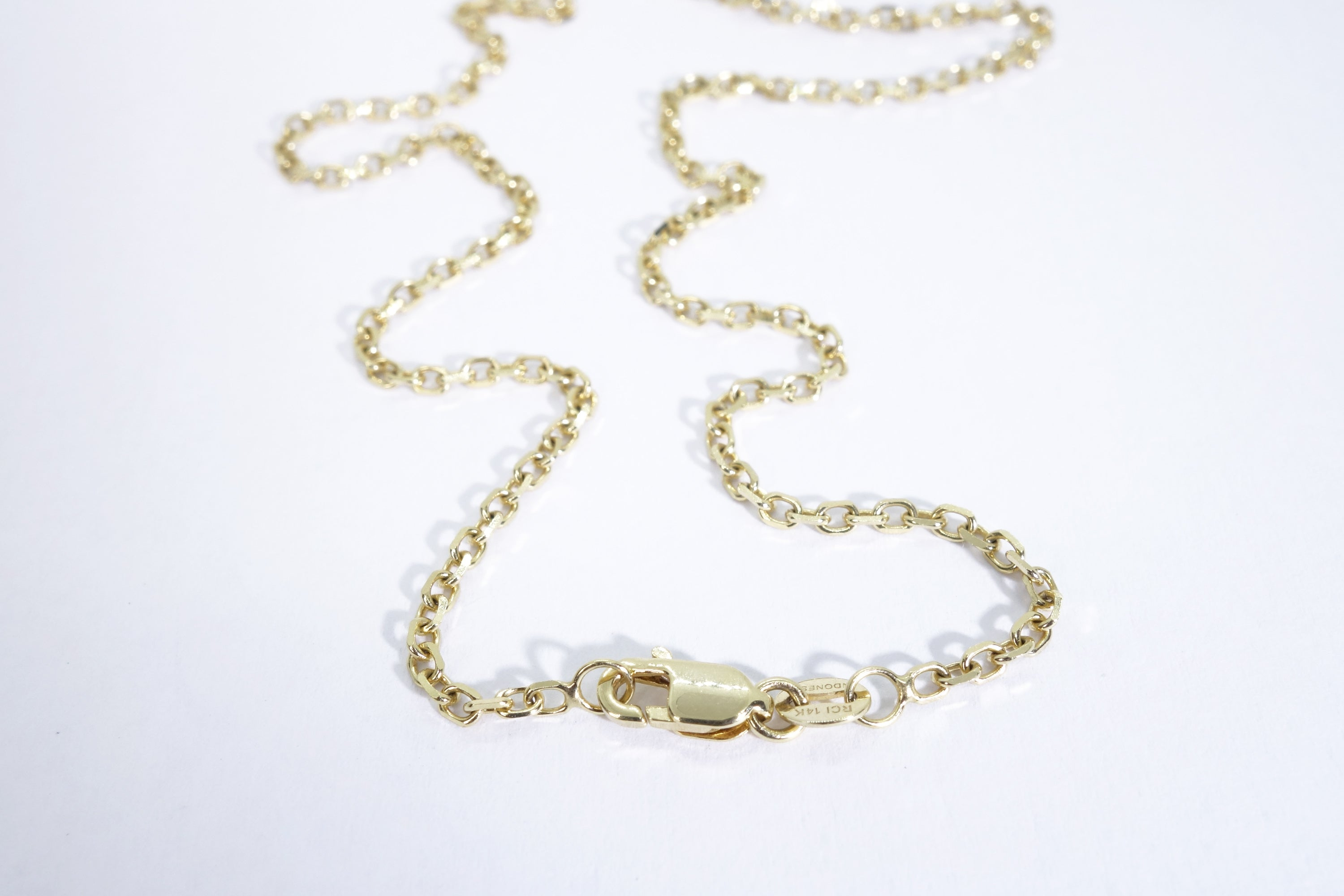 Solomon's Seal Necklace