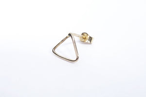 Triangle Stud by Talisman