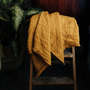 Dandelion Everyday Blanket