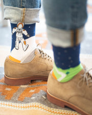 Men's and Women's  Socks - Out of This World