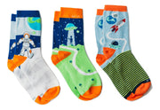 Adult Socks - Out of this World - Q for Quinn