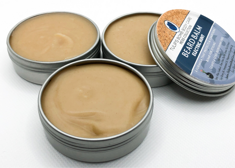 Electric Mint Beard Balm