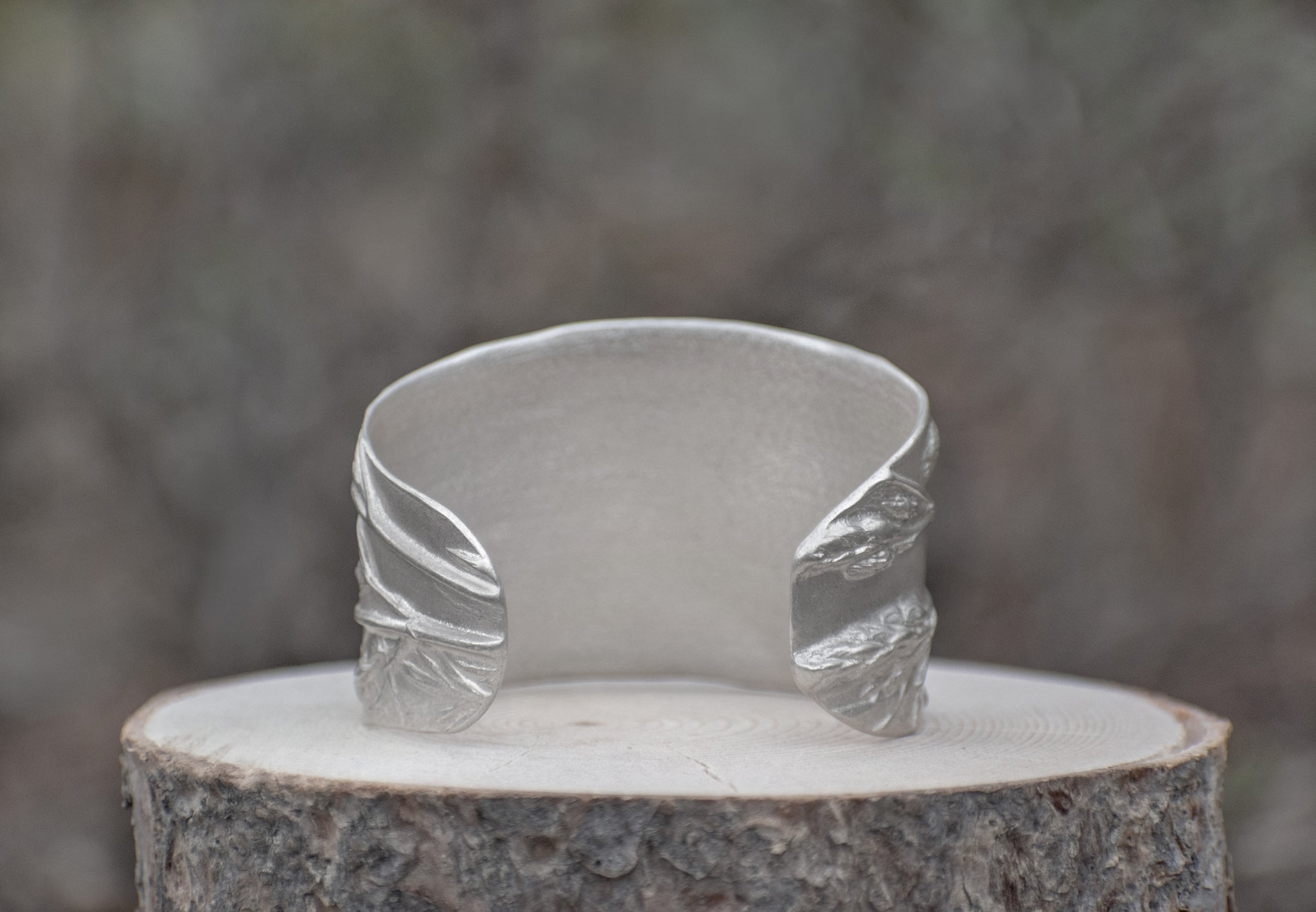 Lupine Statement Cuff