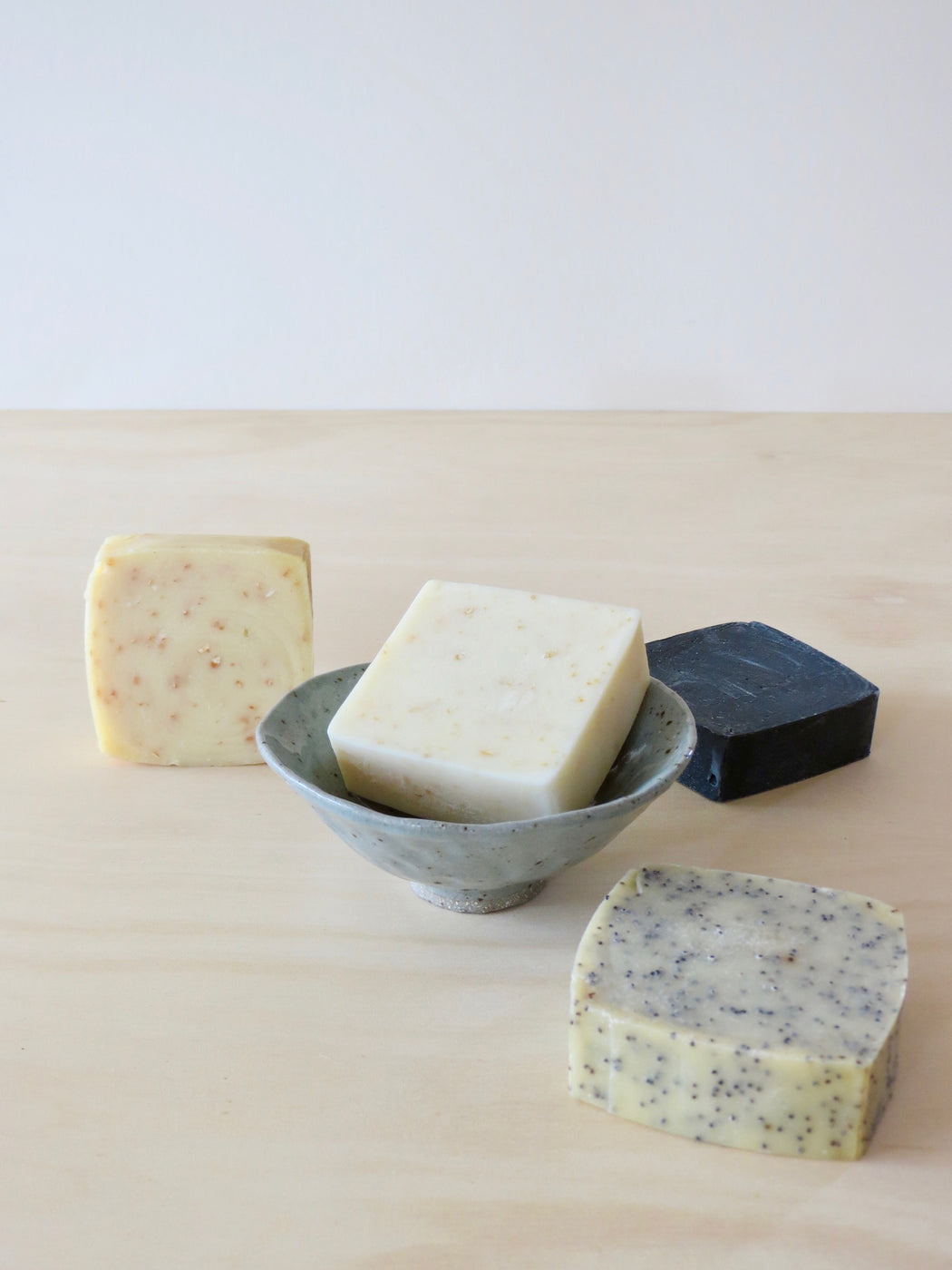 Poppy Seed Lemongrass Soap