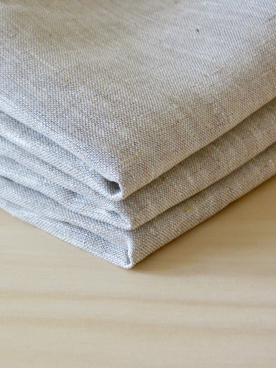 Linen tea towel, Flax
