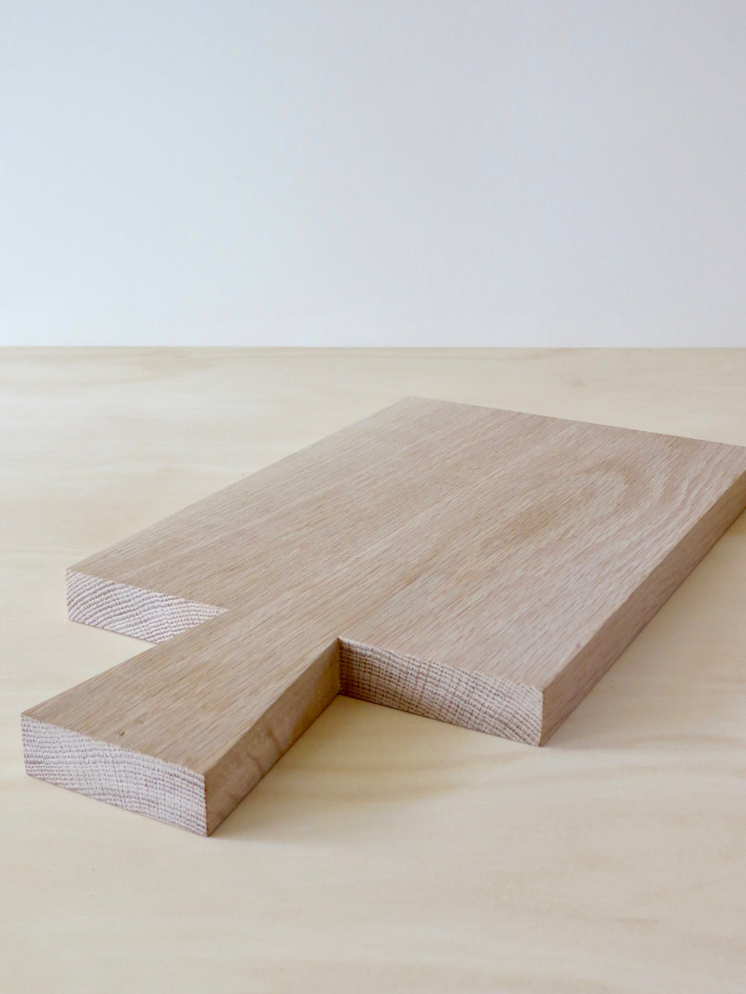 Oak Serving Board