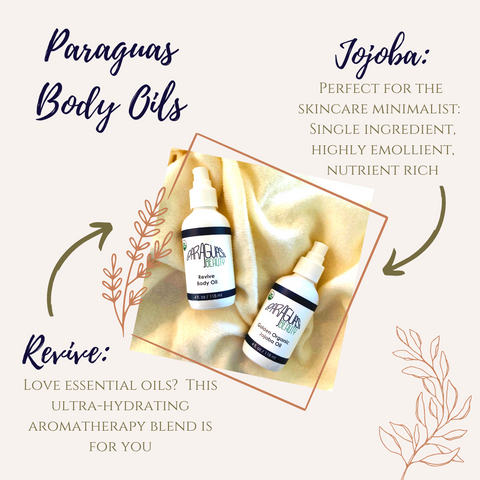 Choosing the Right Body Oil for You