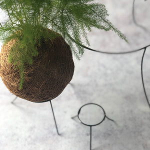KOKEDAMA STAND - Metal Medium