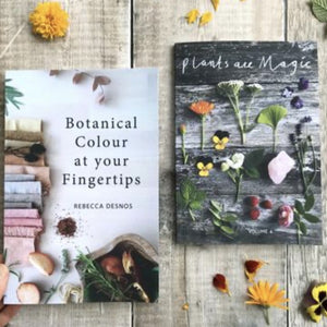 BOTANICAL COLOUR Book