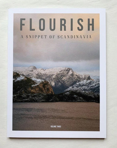 FLOURISH - Magazine
