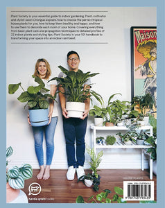 PLANT SOCIETY - Create an Indoor Oasis for your Urban Space