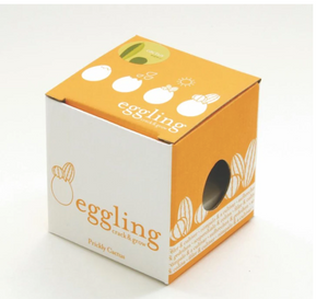 EGGLING - Crack and Grow