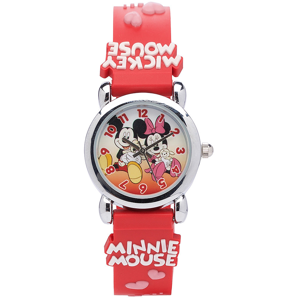 Mickey & Minnie RED