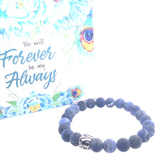 Load image into Gallery viewer, Sodalite Inspiration Bracelet