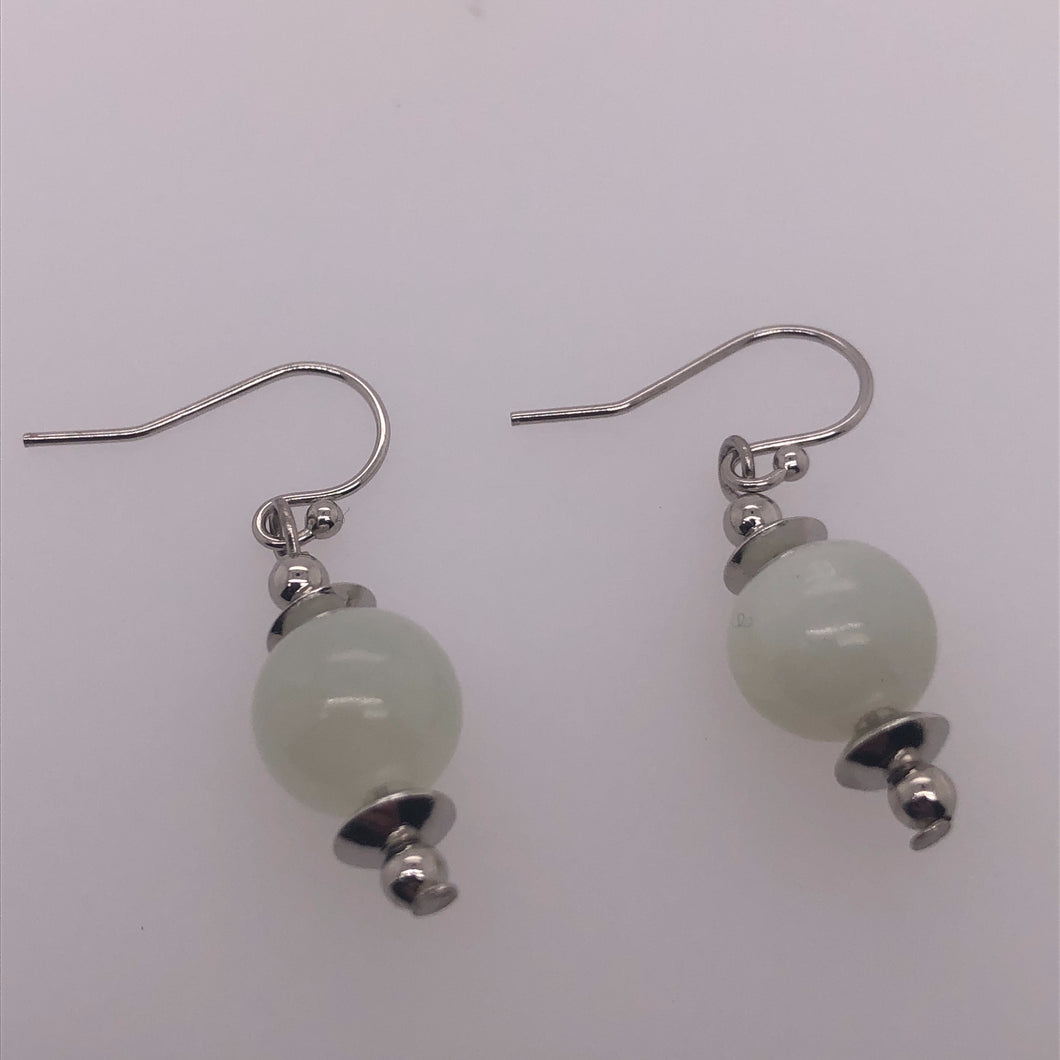 New Jade Earrings