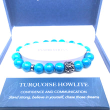 Load image into Gallery viewer, Turquoise Howlite