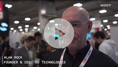 Interview with Moasure CEO at CES 2019