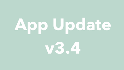 What's New In v3.4