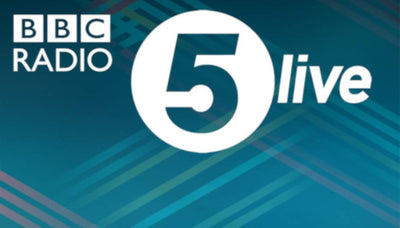 Moasure features on BBC Radio 5 Live