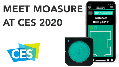 Meet Moasure at CES 2020
