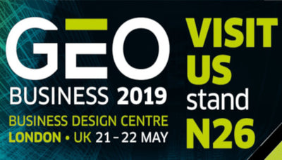 Meet Moasure at GEO Business 2019