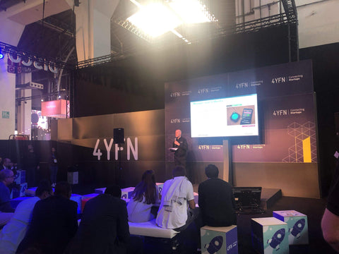 Alan Rock at 4YFN