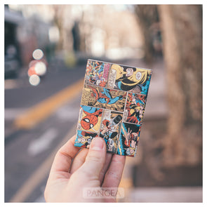 Billetera de Tyvek – Marvel