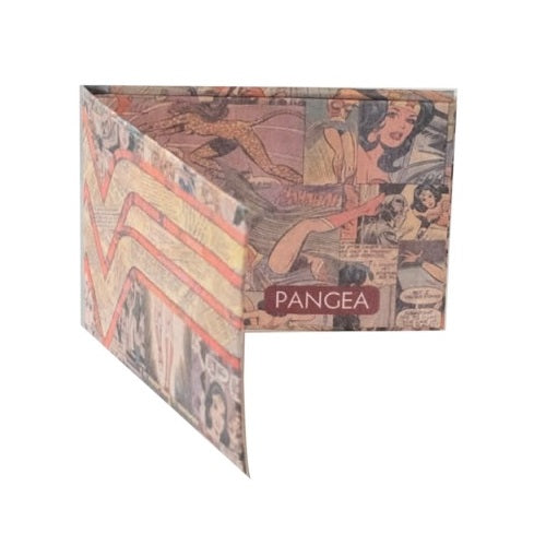 Billetera de Tyvek – Wonder Woman