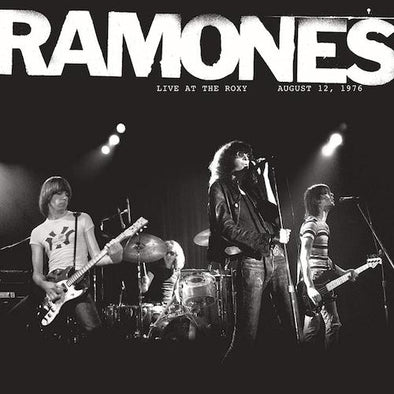 Vinilo Ramones – Live At The Roxy August 12, 1976