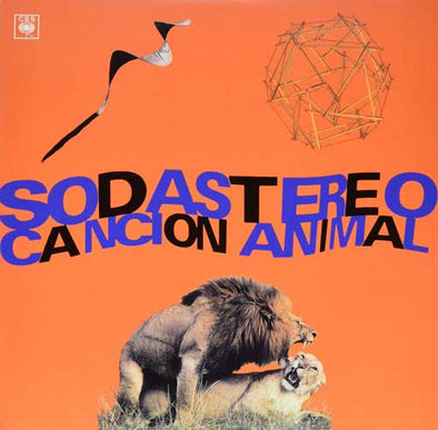 Vinilo Soda Stereo – Canción Animal