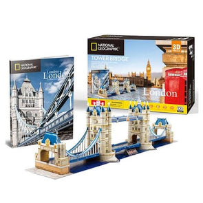 Puzzle Tower Bridge National Geographic