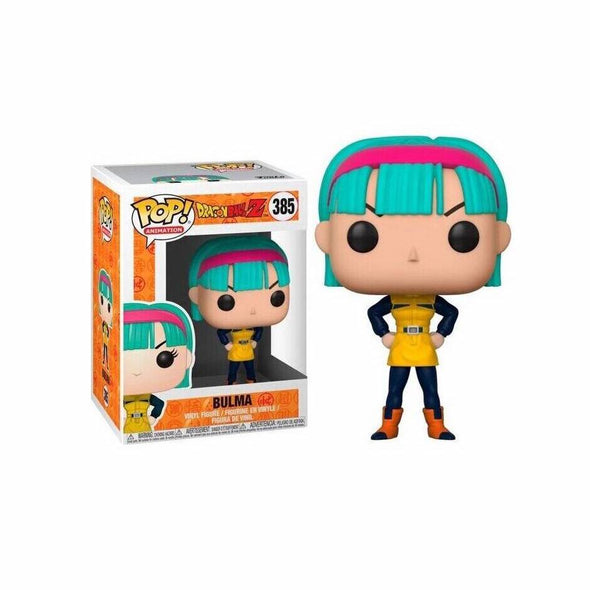 Funko POP - Bulma (YW) - Dragon Ball Z