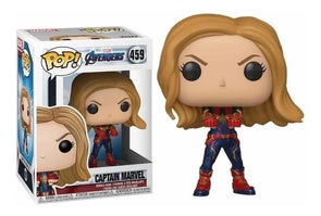 Funko POP - Capitana Marvel
