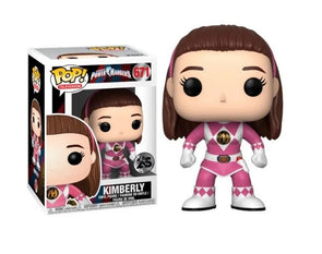 Funko POP - Kimberly Pink Ranger