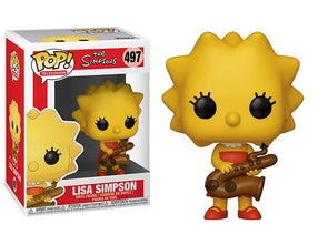 Funko POP - Lisa Simpson
