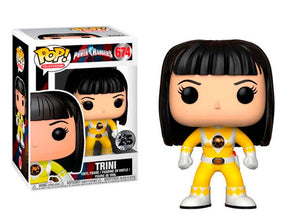 Funko POP - Trini Yellow Ranger