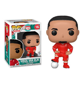 Funko Pop - Virgil Van Dijk Liverpool
