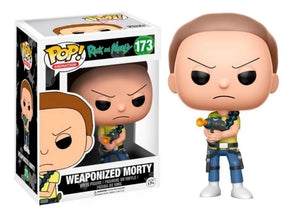 Funko POP - Weaponized Morty