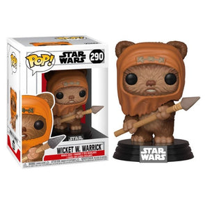 Funko Pop - Wicket El Ewok Star Wars