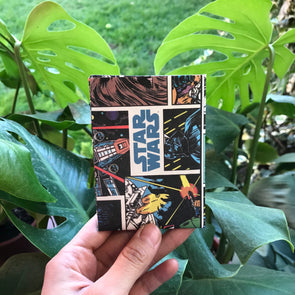 Billetera de Tyvek – Star Wars Comics